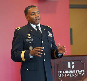 Words of Wisdom from Brigadier General Frederick Henry