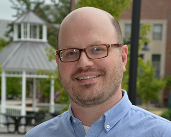 English Professor Awarded $10,000 for Creative Writing Fellowship