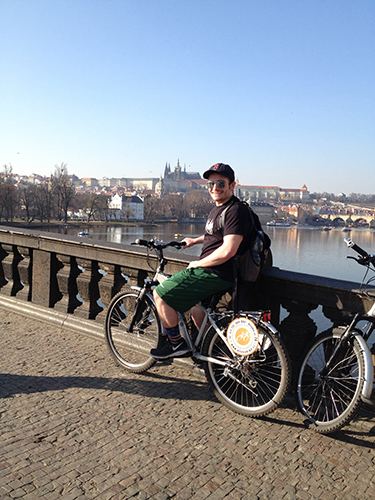 History Major Creating History in Czech Republic