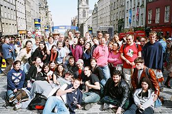 Theater Program Performs in Scotland's Edinburgh Fringe Festival