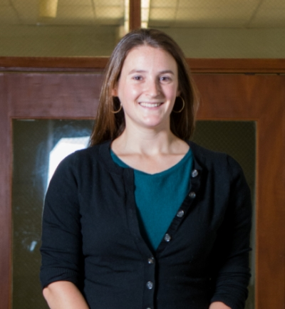 Faculty Profile: Dr. Catherine Buell, Mathematics
