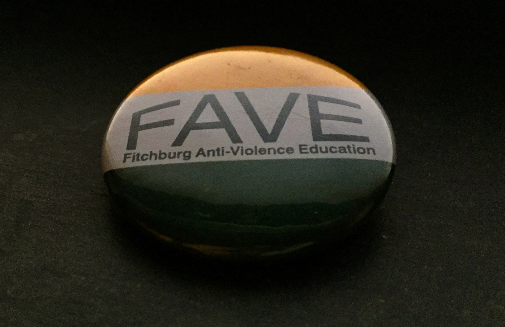 The logo for our Fitchburg Anti-Violence Education program
