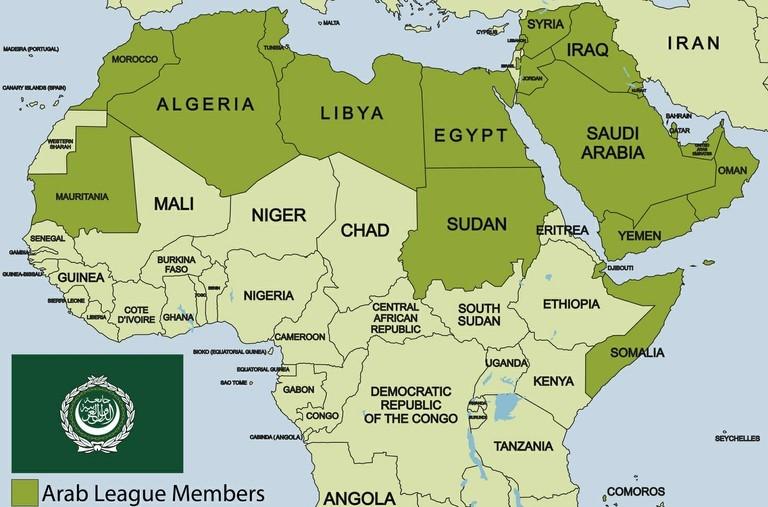 The Contemporary Arab World
