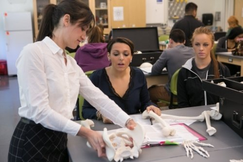 Faculty Profile: Natalie Karagodsky, Biology and Chemistry Department