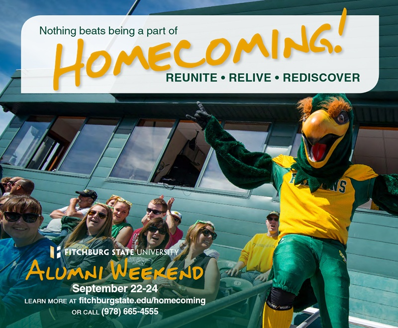 Homecoming Weekend 2017 (September 22–24)
