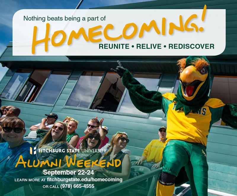 Homecoming Weekend 2017 (September 22–24)