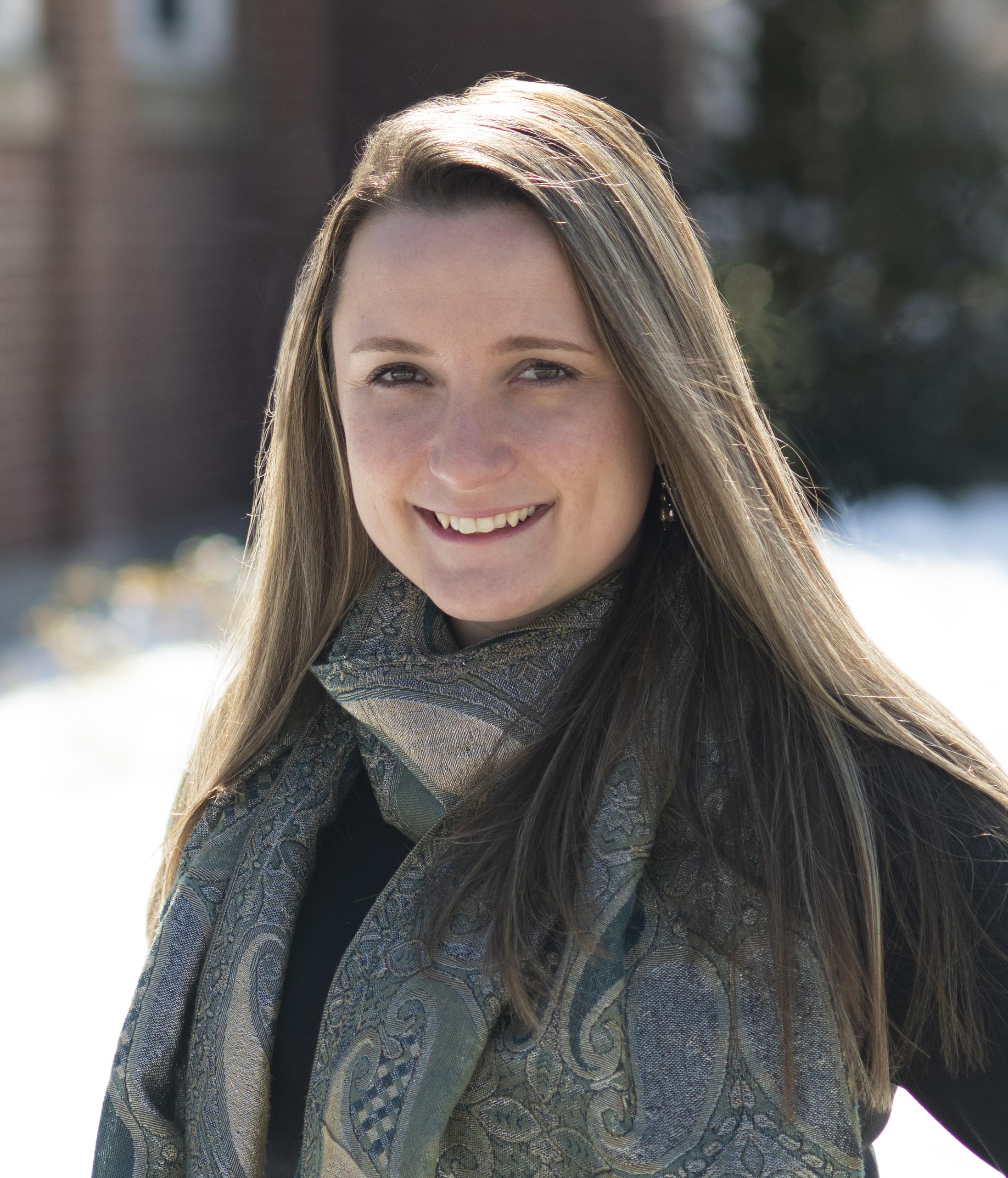 Meet Kathleen Craigen, Outreach and Recruitment Coordinator in GCE