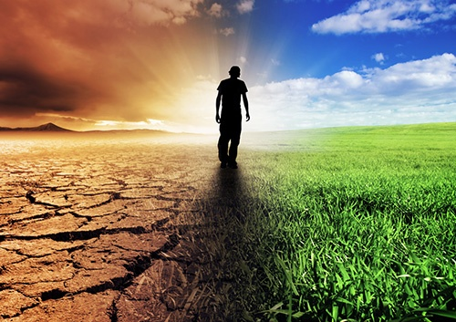 New Course Offering: Climate Change and Human History