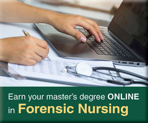 Forensic nursing - bridging the gap between health care and law enforcement